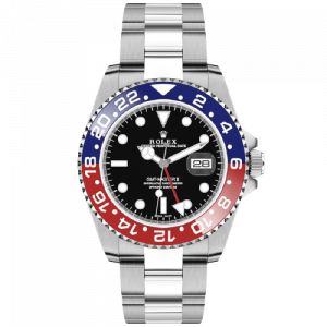 ROLEX GMT MASTER MENS AUTOMATIC  RGM005 - Top Watches